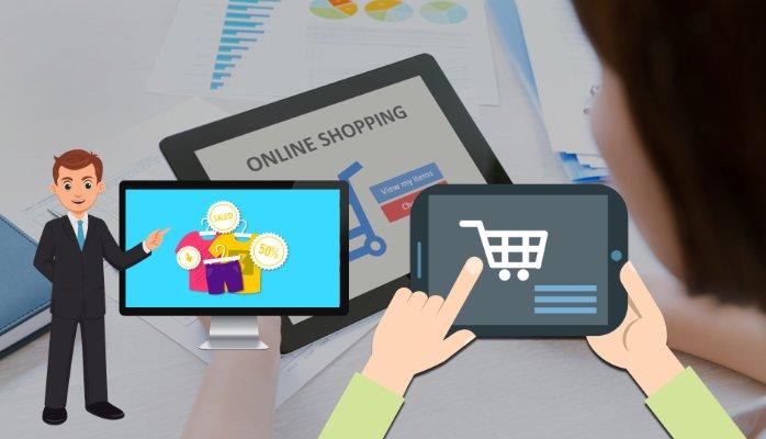 e-commerce+