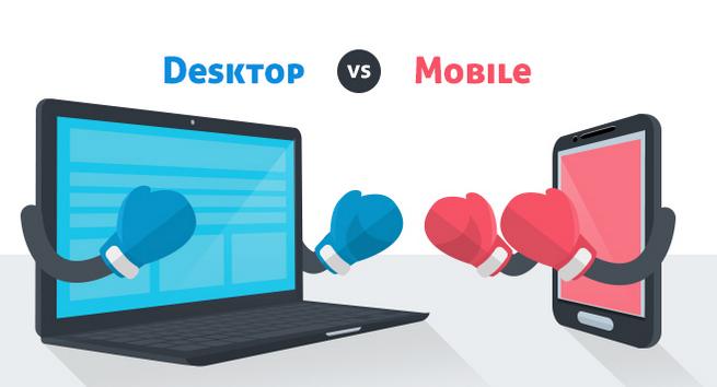 mobileVsdesktop