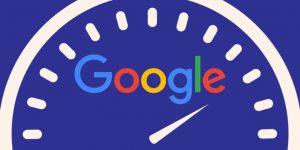 Google e velocità
