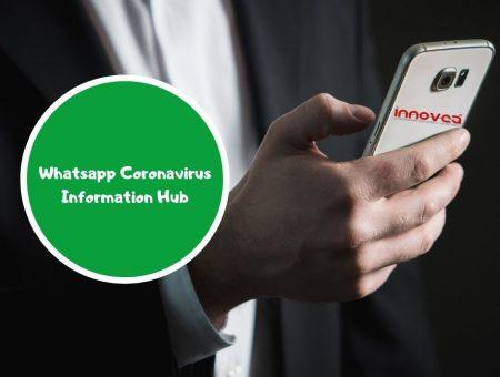 WhatsApp lancia il Coronavirus Information Hub
