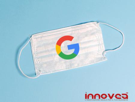 Covid-19: grazie ai dati di Google sarà possibile individuare il prossimo focolaio?